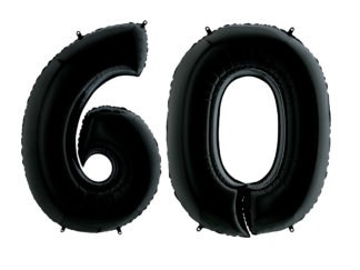 balony numer 60 na urodziny