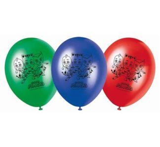 balony pidżamersi