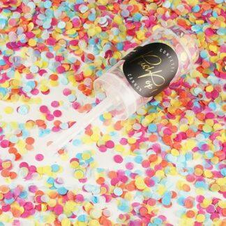 tuba konfetti kolor