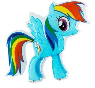 balon na hel konik pony