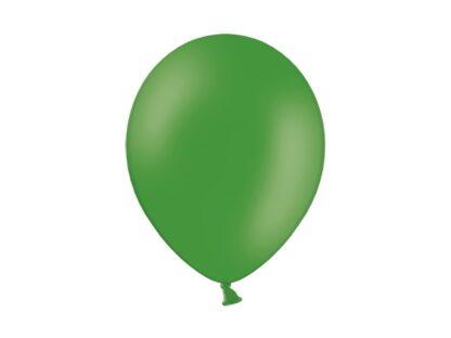 balony 14 cali zielone