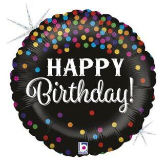 foliowy balon urodzinowy
