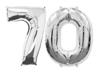 balony numer 70 na hel
