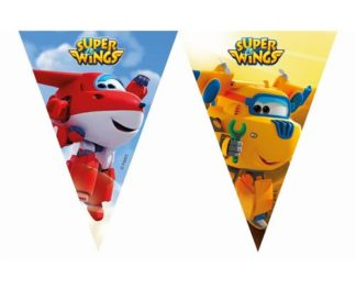 girlanda flagi super wings