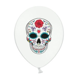 balony halloween muertos