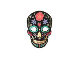 maska czaszka halloween