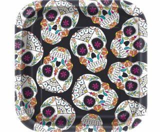 talerzyki na halloween 20cm