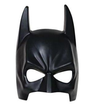 czarna maska batman