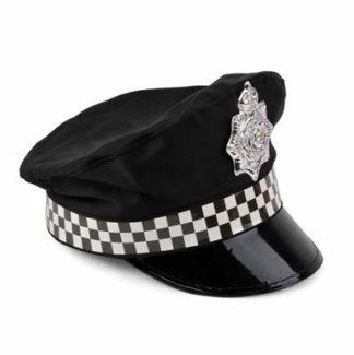 czapka dla policjanta