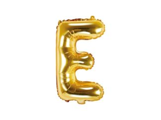 litera e złota