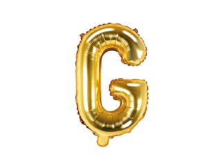 litera g złota