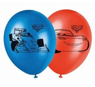 balony autka