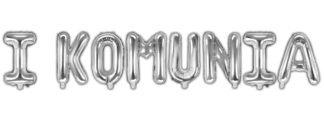 napis I komunia