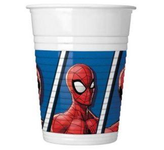 kubeczki człowiek pająk
