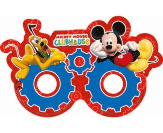 maski dla dzieci myszka miki