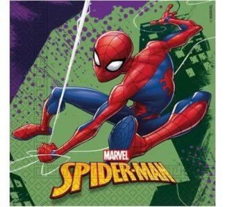 serwetki Spider-Man