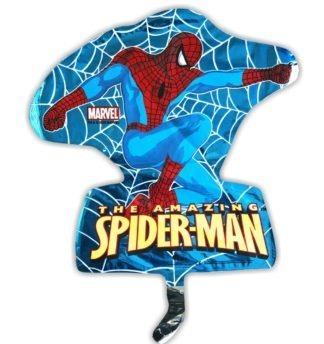 balon spiderman