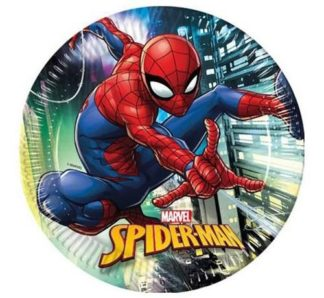 talerzyki Spiderman